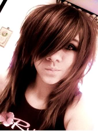 Prime Flag Days Medium Length Emo Hairstyle Hairstyles For Women Draintrainus