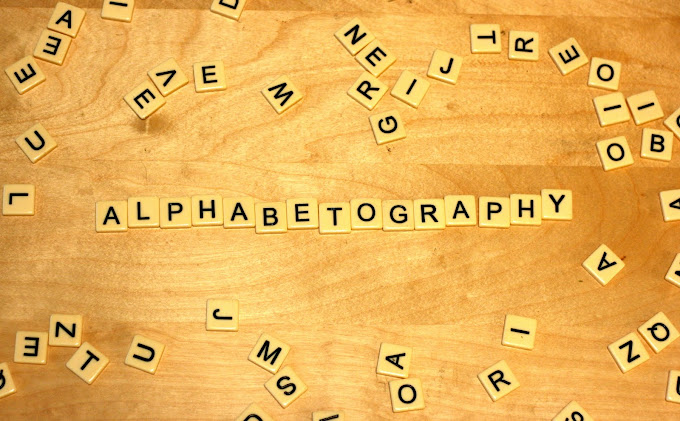 The Alphabetography Project: A Study Of Letters