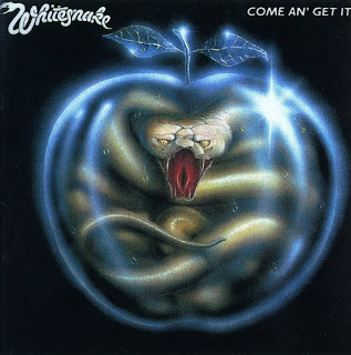 Library Of Metal: Whitesnake - 1981 - Come An' Get It