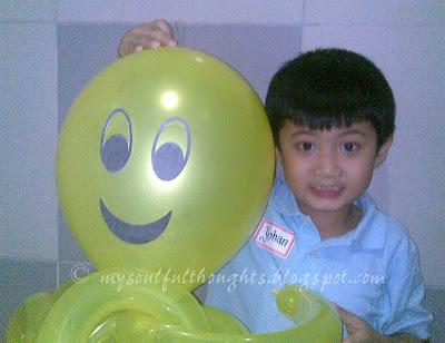 Balloon Cake Topper Diy