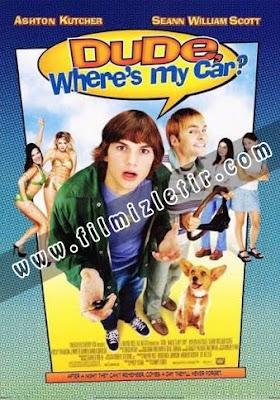 Çılgınlar ve Sevgililer - Dude, Wheres My Car Film izle
