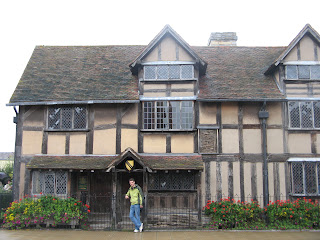 Regardless Of Whether Or Not Shakespeare Wrote The Plays We Still Got To Visit House Where He Was Born Back In 1564 Old School Stratford Upon Avon