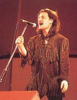 Bono unforgettable fire