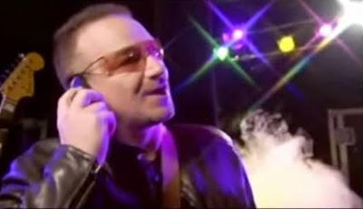 Bono video CES Bill Gates 1