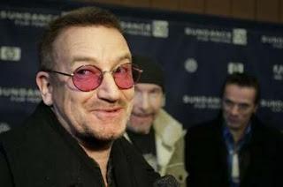 Bono en Sundance, Estados Unidos