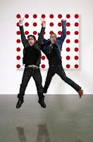 Bono y Damien Hirst
