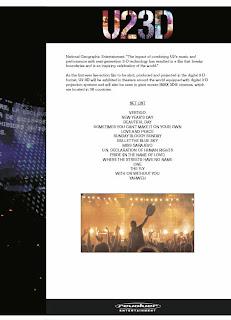 U2 3d Press UK 8