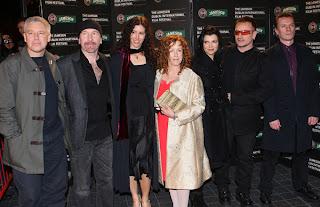 U2 3D : Catherine y U2