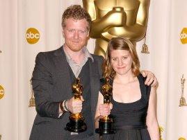 Glen Hansard y Marketa Irglova ganadores del Oscar mejor cancion
