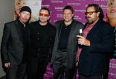 Bono y the Edge en Nueva York