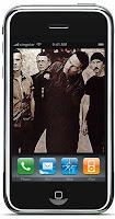 iPhone Wallpapers de U2