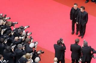 Bono y Sean Penn en Cannes