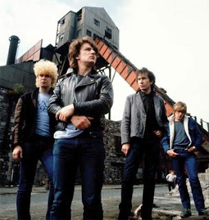 U2 Primeros tiempos