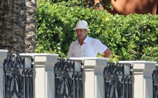 Brad Pitt Francia 2008