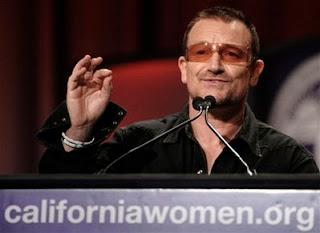 Bono: The Womens Conference 2008 2