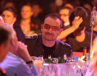Bono en el MIT 2008 en Londres