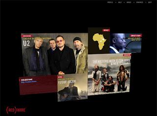 Red Wire y U2