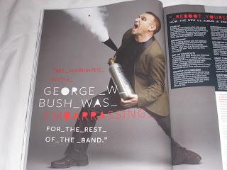 Bono en Q Magazine Enero 2009