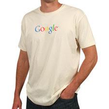 Camiseta EDUN GOOGLE
