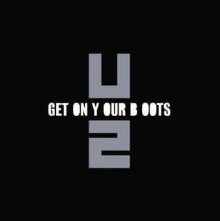 GOYB U2: material grafico de iTunes