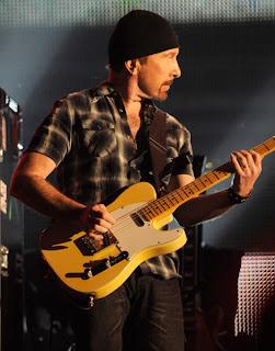 U2 en los Grammy 2009 2