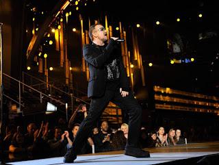 U2 en los Grammy 2009 3