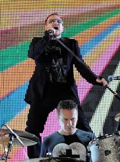 U2 en los Grammy 2009 4