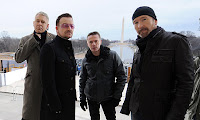 U2 en Washington en 2009