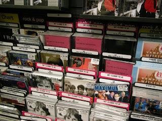 NLOTH en HMV de Dublin