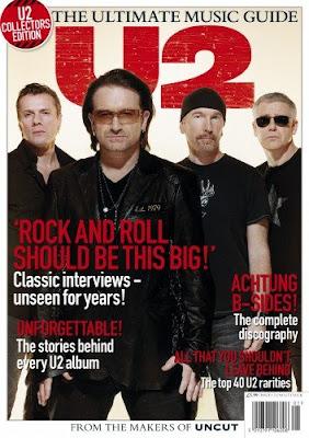 U2 Magazine guide