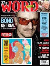 Bono, Portada de la revista The Word