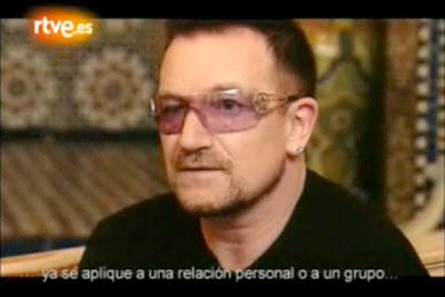 Bono en el Documental de La 2