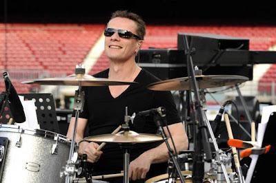 Fotos de U2 ensayando en Barcelona para U2 360 Tour 1