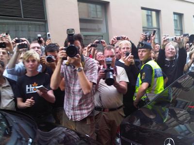 Edge y los periodistas