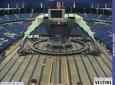 U2 Veltins-Arena, Gelsenkirchen, Alemania