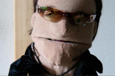 marioneta de Bono - U2