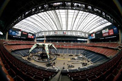 U2 360 Tour Houston