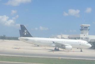 u2 plane cancun