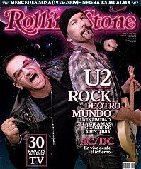 U2 Rolling Stone Argentina