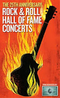 25 aniversario del Rock and Roll Hall of Fame