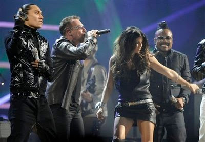 U2 y Black Eyed Peas