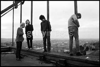 U2 Cork Country Club 1980