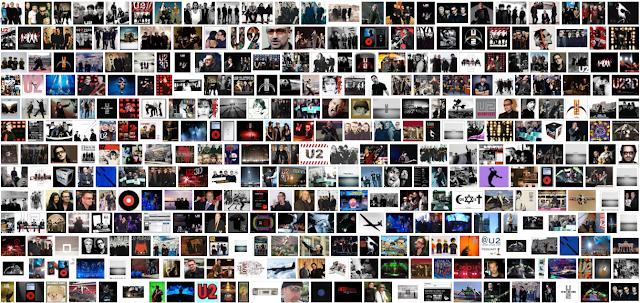 U2 en Google images