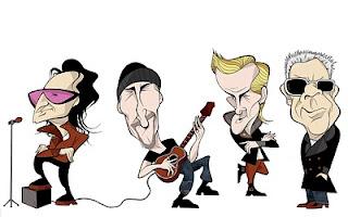 U2 Cartoon 1