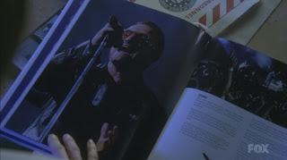 U2 en la serie Fringe 1