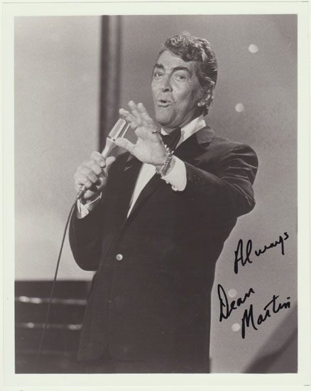 Image result for dean martin singing with microphone