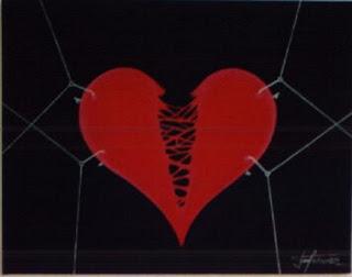 o amor adoeceu gravemente
