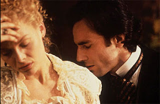 Michelle Pfeiffer e Daniel Day Lewis
