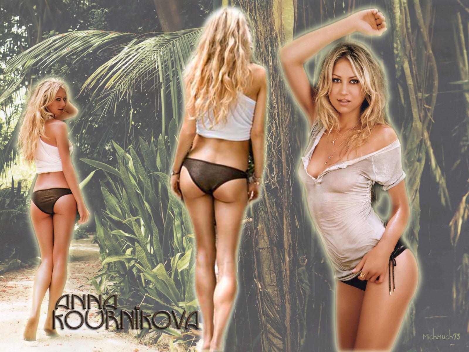 Anna Kournikova Sexy Photo 22