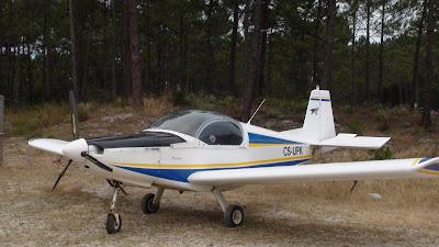 Aterragem Forçada CS-UPK Pioneer 200 Praia da Vieira